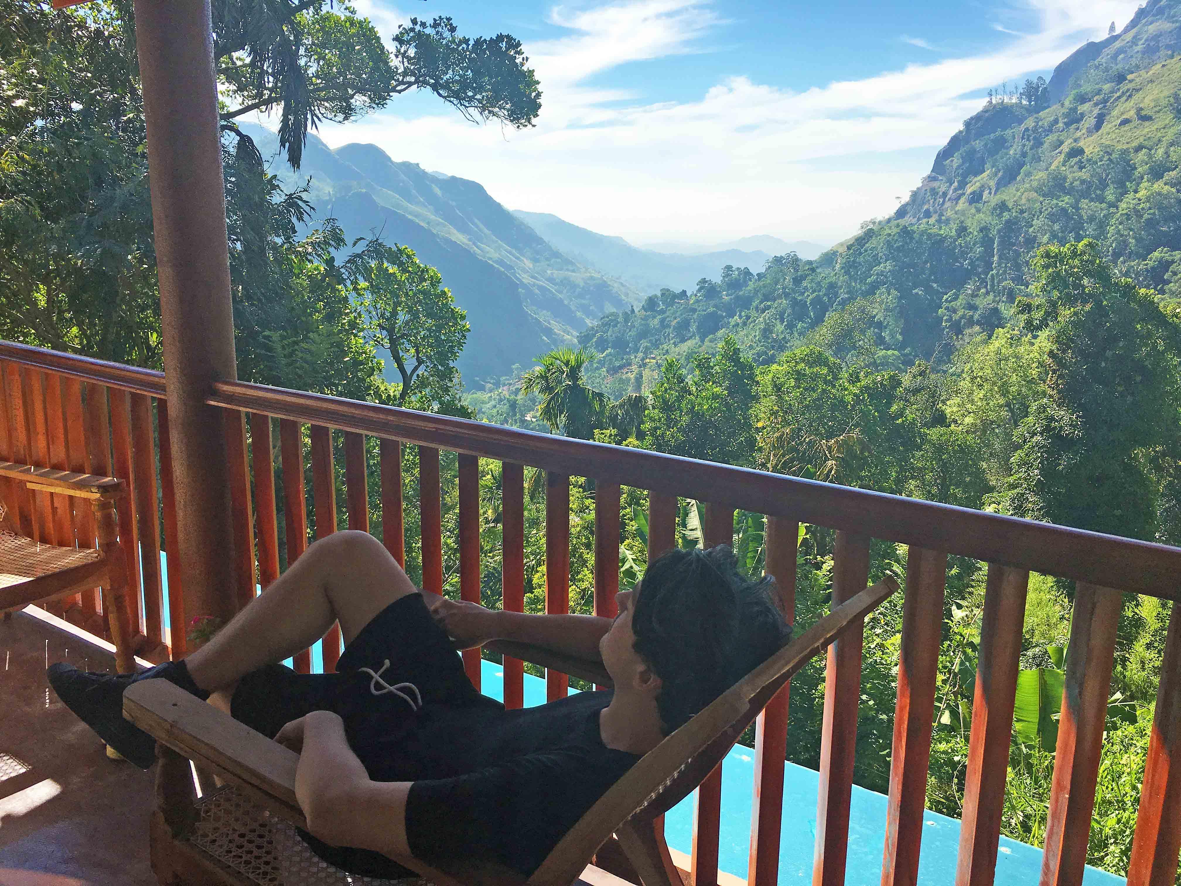 hotel ella view sri lanka