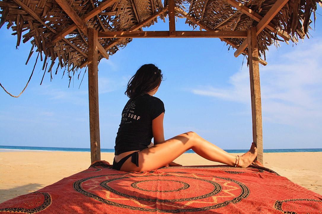 North life t-shirt beach talalla sri lanka