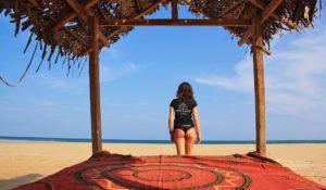 North Life tshirt Talalla beach sri lanka