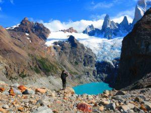 fitzroy peaks hiking el chalten argentina