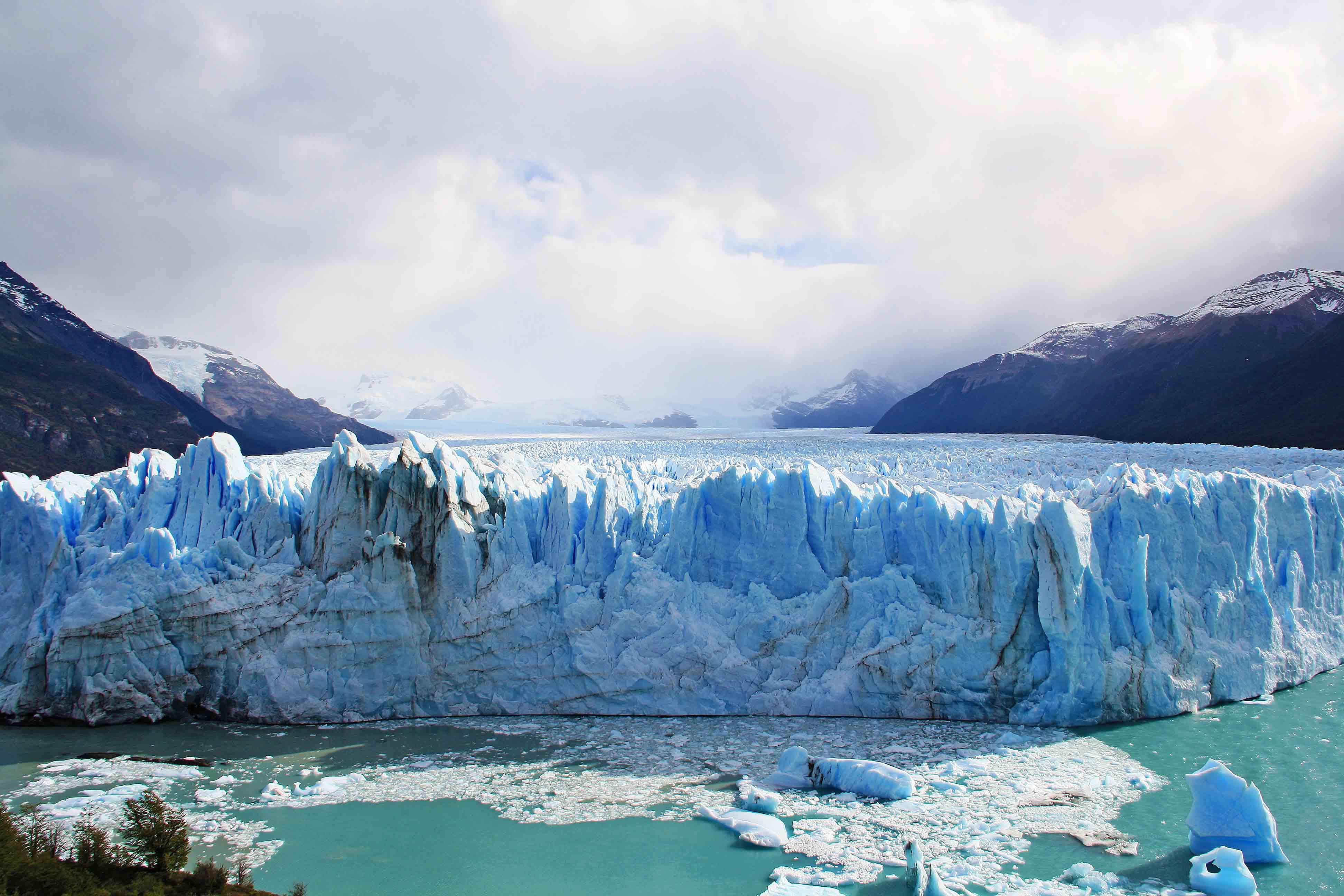 perito moreno glacier el calafate argentina south america