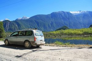 roadtrip carretera austral chile