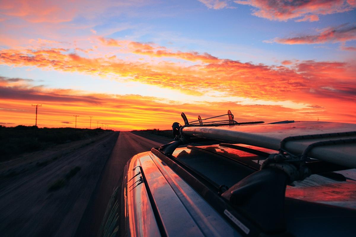 Patagonia road trip in Argentina