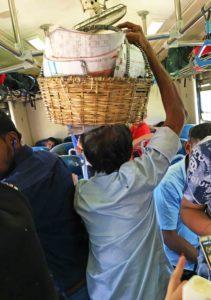 snacks selling train kandy ella sri lanka
