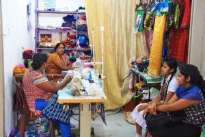 tailoring street shops women kandy sri lanka