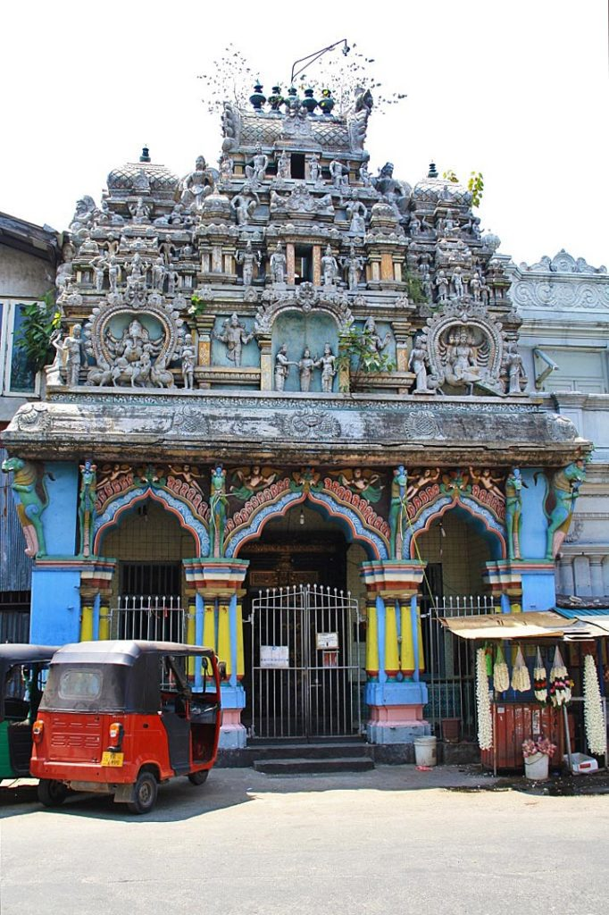 hindu temple pettah colombo sri lanka