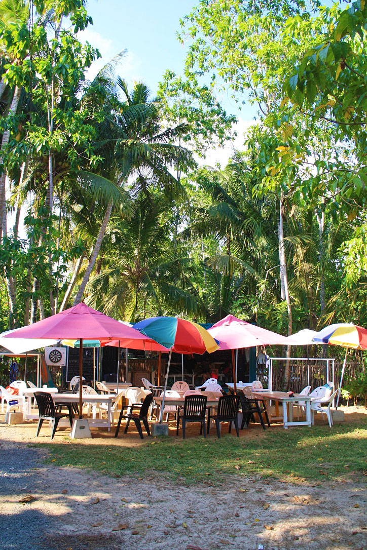 dots bay house beach bar restaurant hiriketiya sri lanka