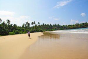 local beach walks dickwella sri lanka