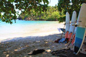 surf rental hiriketiya bay beach relax sri lanka