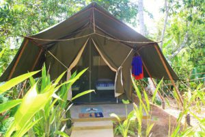 luxury tents accommodation camp poe surf ahangama sri lanka