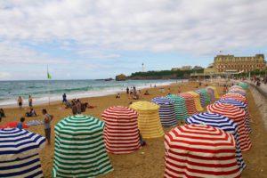 biarritz grande plage beach france surfing