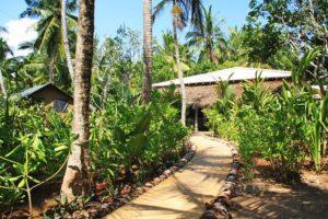 entrance surf camp poe ahangama sri lanka