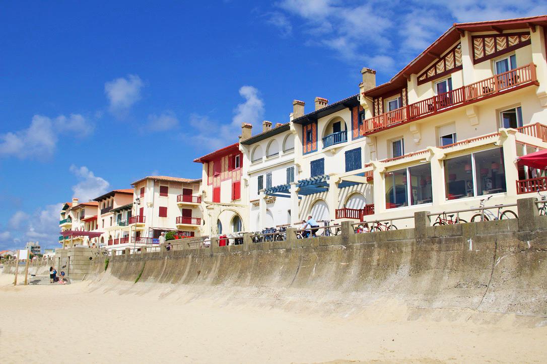 hossegor beach plage france