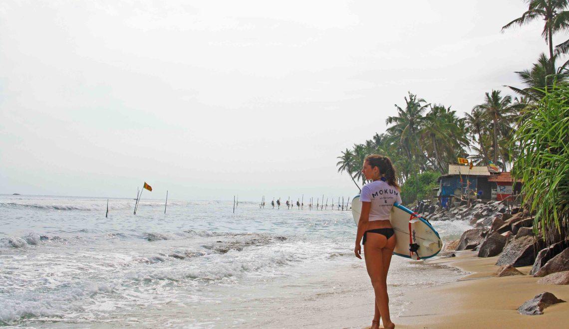 mokum surf club tshirt surfing ahangama sri lanka