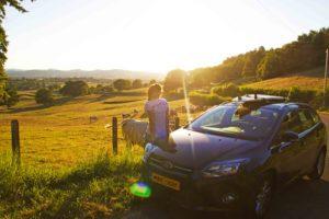 roadtrip france spain portugal mokum surfclub sunset view