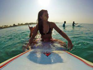 surf fun ocean ahangama camp poe sri lanka