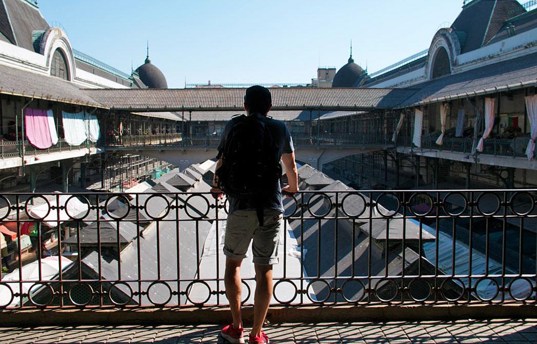bolhao mercado market porto city portugal