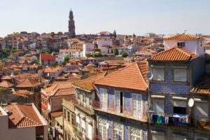 city view porto portugal