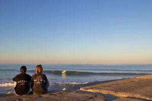 mokum surf club north life surfing praia do cabedelo portugal