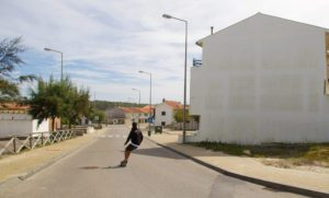skateboarding mokum surf club praia da tocha portugal