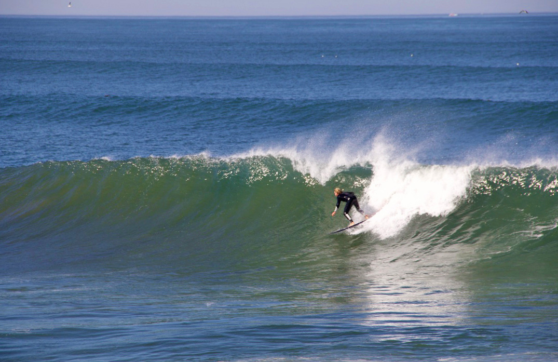 surfing ticket2surf praia do cabedelo portugal