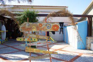 ticket2surf hostel praia da tocha portugal