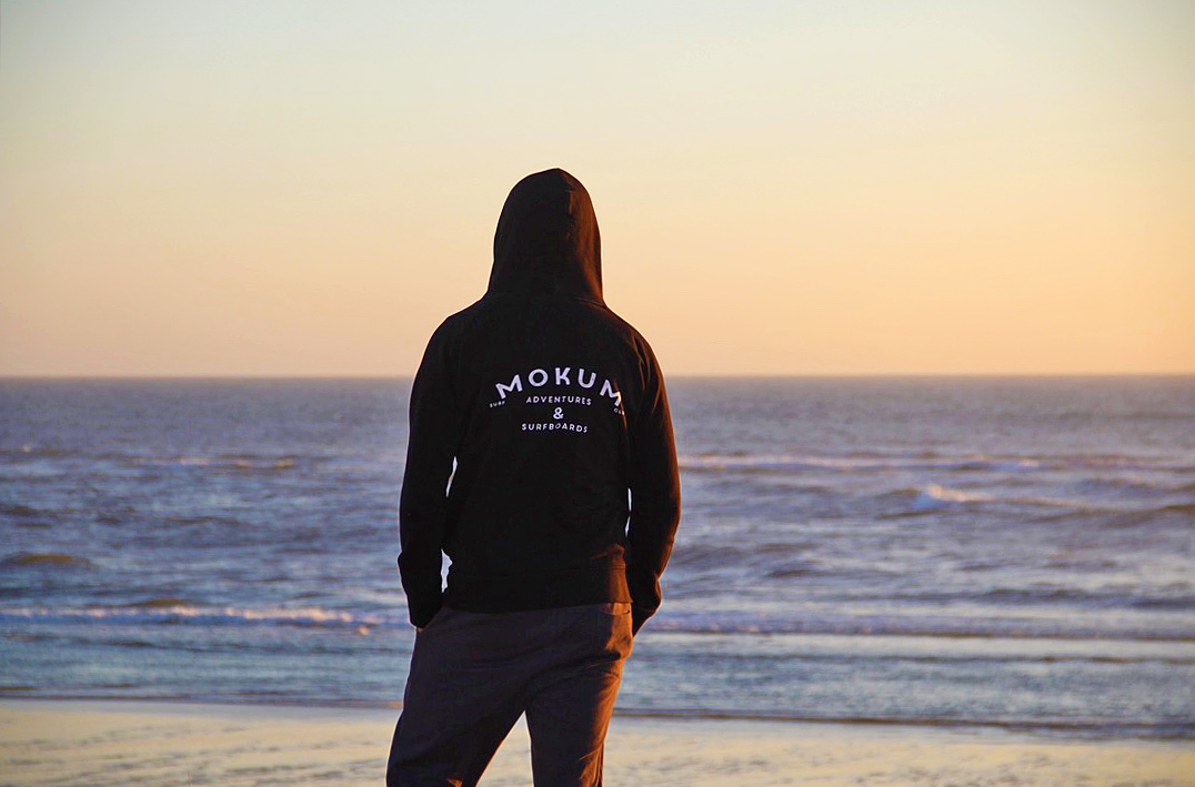 mokum surf club sweater costa novea beach sunset portugal