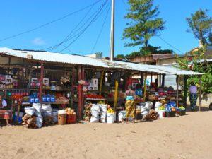 ponta do ouro market mozambique