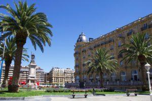 san sebastian architecture city spain