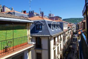 san sebastian streets view spain