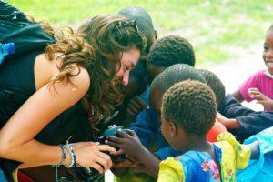 photography children village okavango delta