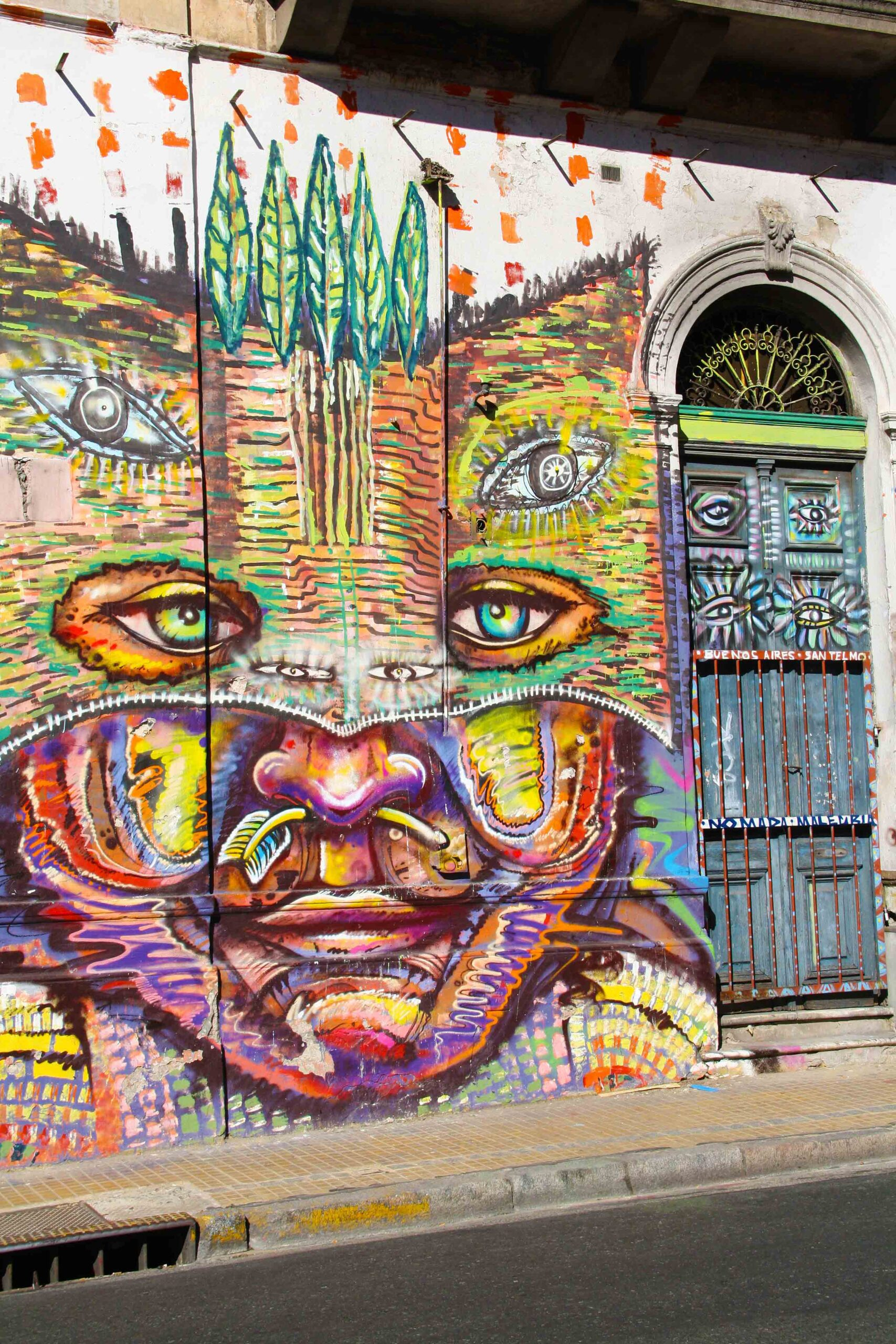 street art buenos aires san telmo