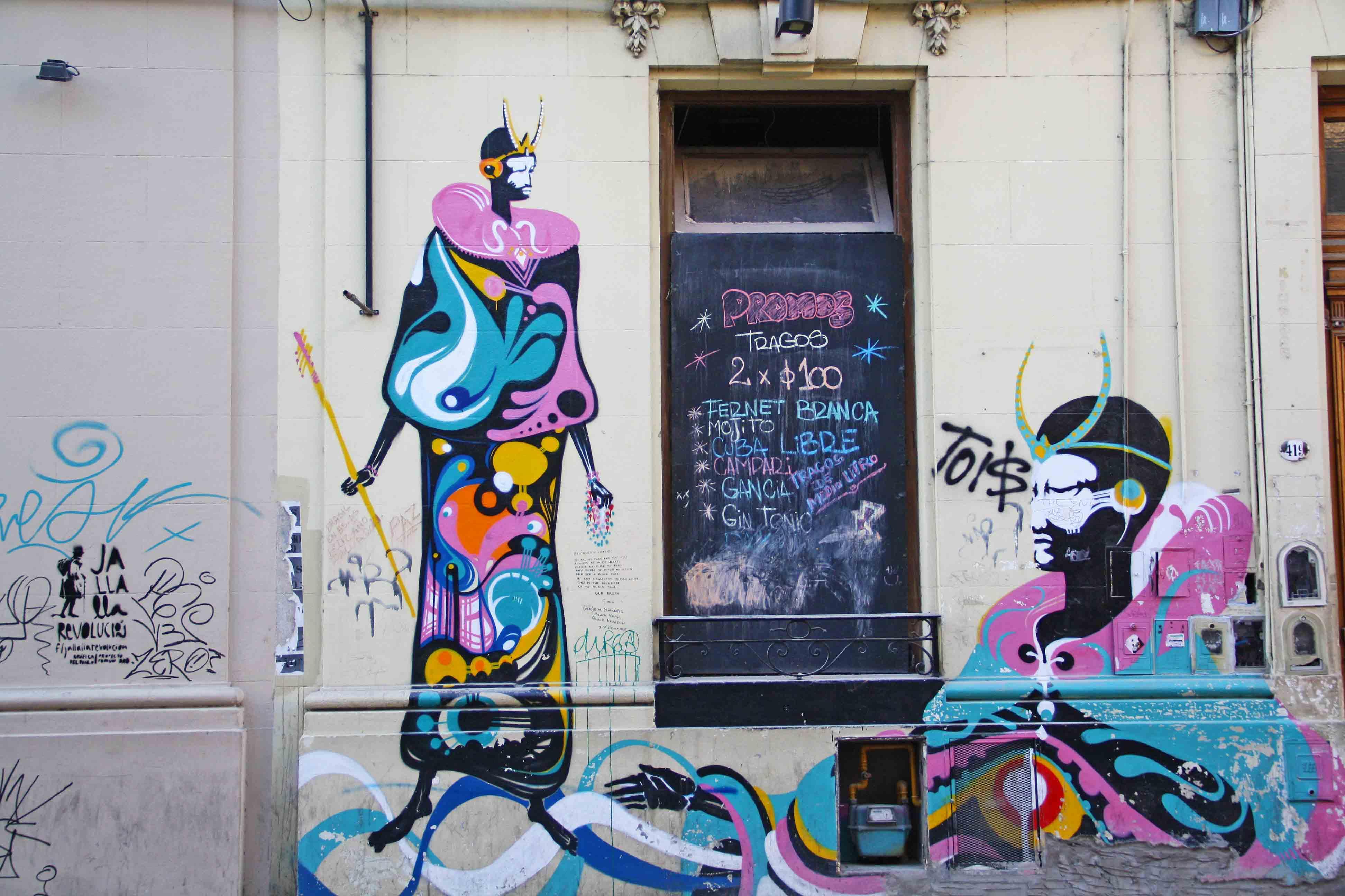 street art san telmo buenos aires