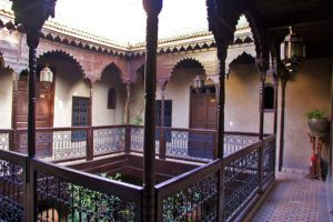 balconies riad khol rooms marrakech