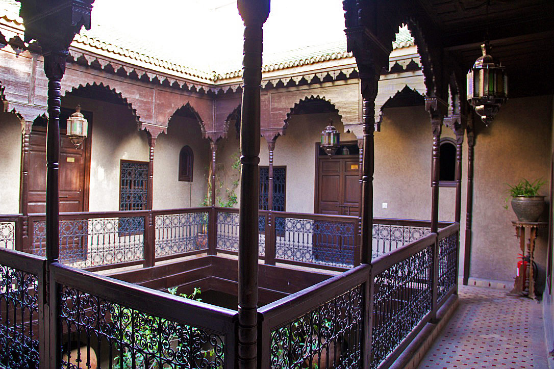 balconies riad khol rooms marrakech