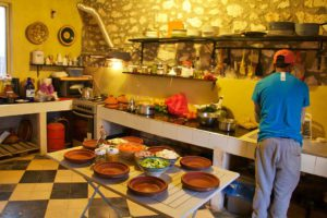 Moroccan cooking class at Karma Surf Retreat