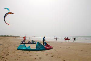 Surfing in Essaouira Morocco