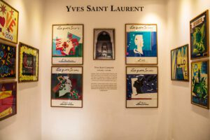 Yves Saint Laurent museum Jardin Majorelle in Marrakech
