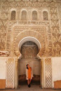 madrasa ben youssef morocco marrakech
