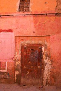 red city door marrakech
