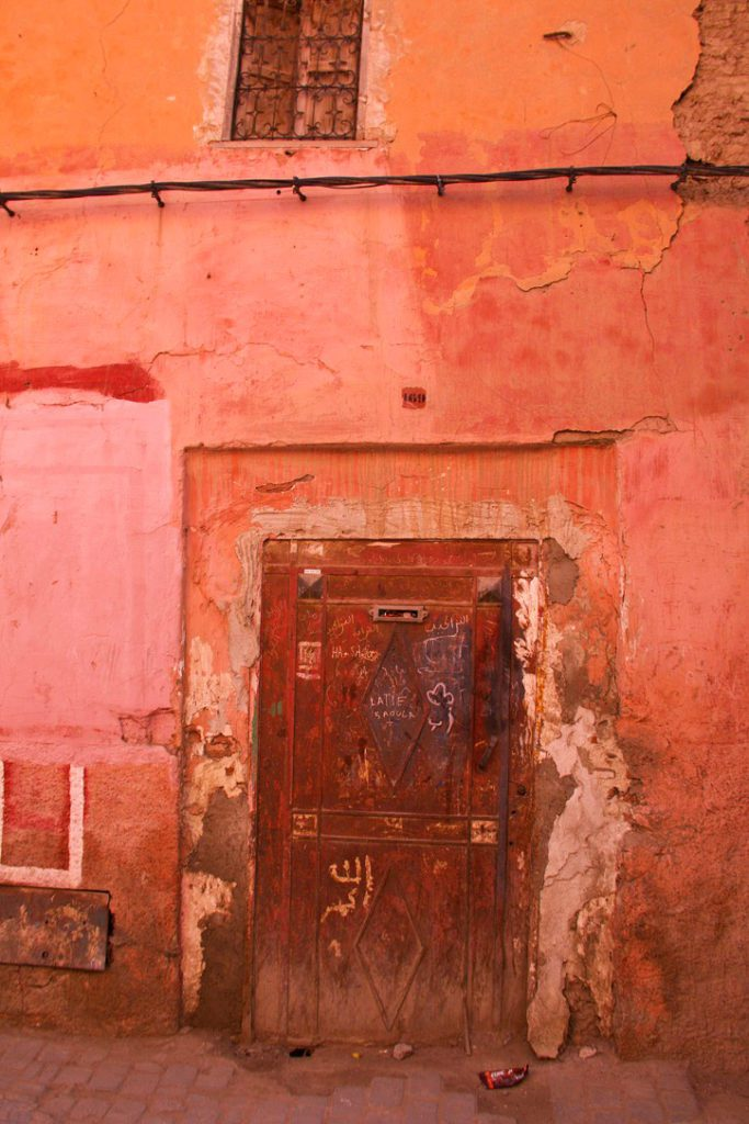 red city door marrakech