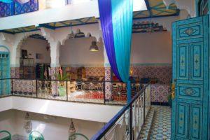 riad be marrakech mosaic riads morocco