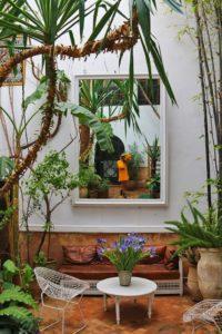 riad dar rbaa laroub garden marrakech morocco
