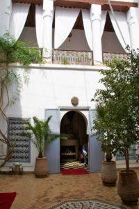 Riad Tizwa in Marrakech Morocco