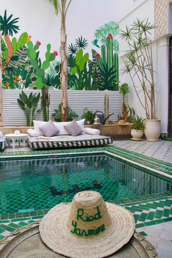 Marrakech the most beautiful riads to stay mokum surf club for Top 10 riads in marrakech
