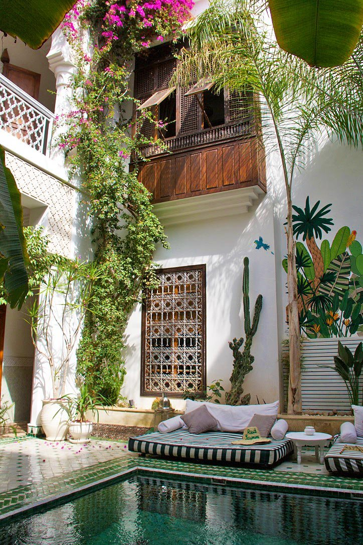 Marrakech The Most Beautiful Riads To Stay Mokum Surf Club