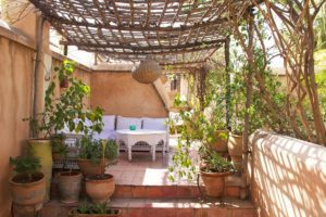 rooftop riad dar rbaa laroub marrakech