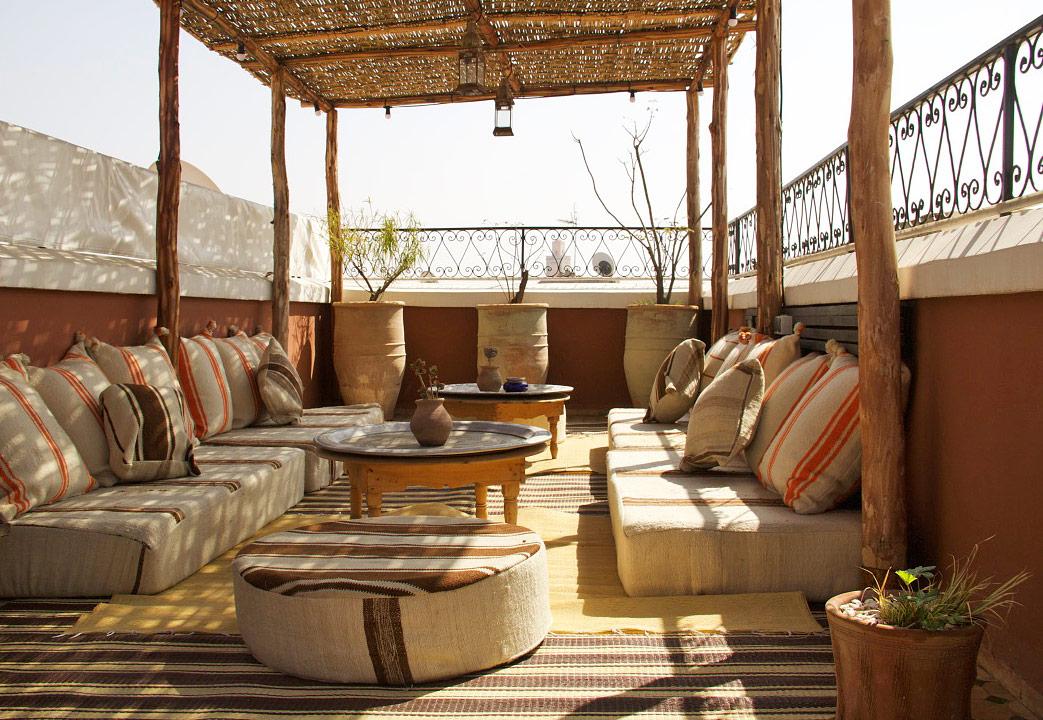 rooftop riad yasmine marrakech riads morocco