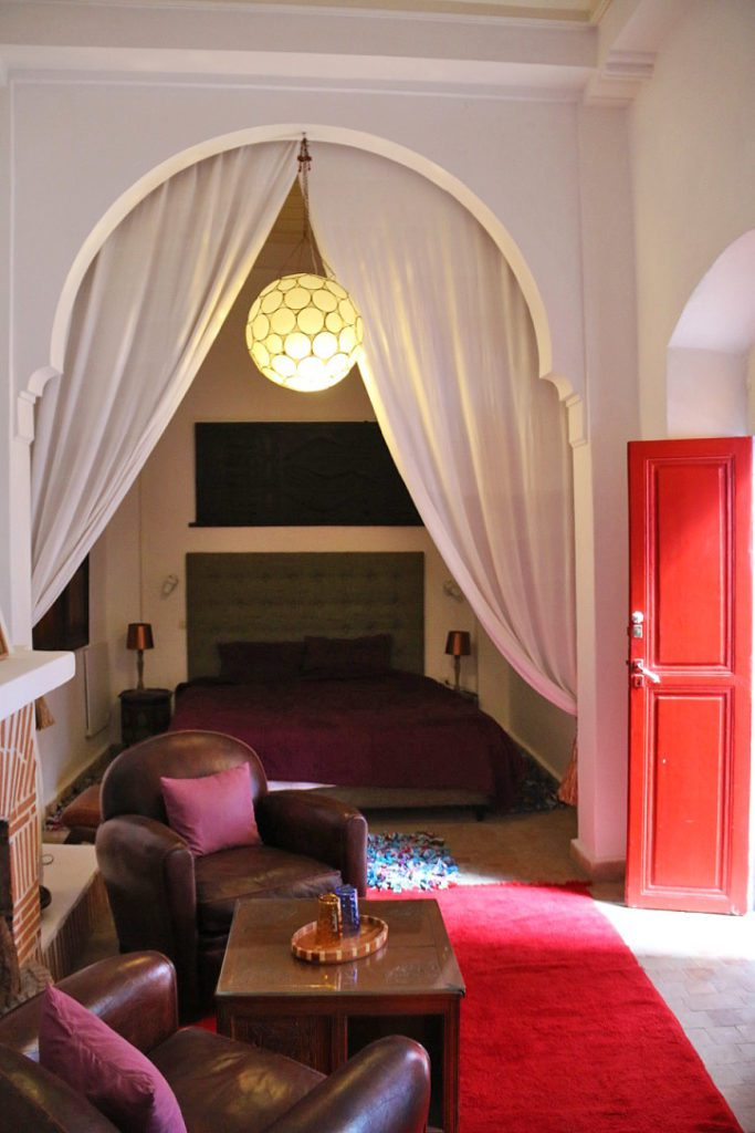 room riad dar adul karma surf retreat essaouira