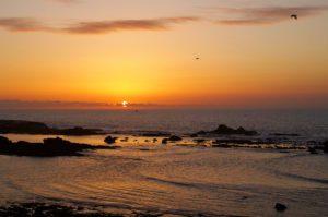 sunset essaouira karma surf retreat
